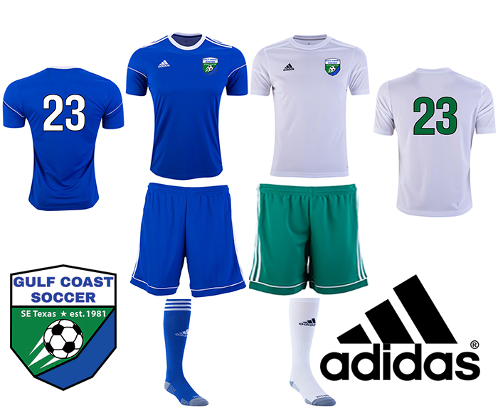 New adidas Uniform Kits